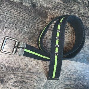 Other - Men's striped belt